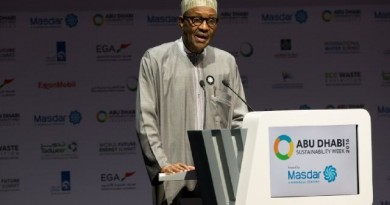 Buhari addresses UN Assembly, speaks on restructuring