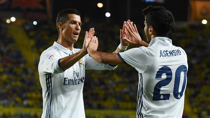 Cristiano Ronaldo not angry after substitution – Zidane