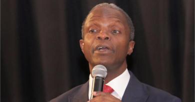 Osinbajo Chides Gospel Preachers Preoccupied With Prosperity Messages
