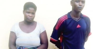 2 Foreigners caught plotting to abduct Lagos businessman's daughter