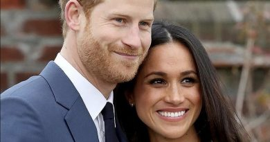 600 Guests To Grace Prince Harry And Meghan Markle's Wedding