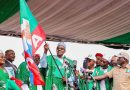 Buhari formally names campaign organisation