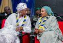 Aisha Buhari receives Award of Excellence for Humanitarian Activities